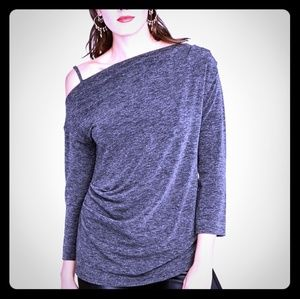 RACHEL Rachel Roy Asymmetrical Top